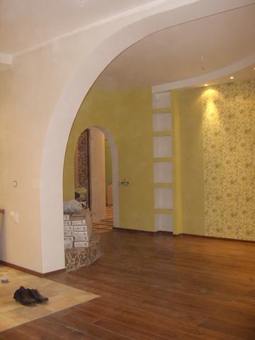 Дизайн ремонта в однокомнатной квартире