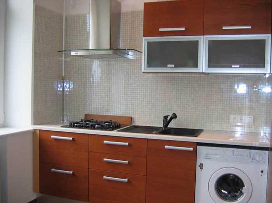 Ремонт кухни в квартире фото 1